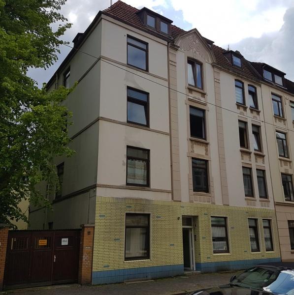 Lutherstraße, Bremerhaven